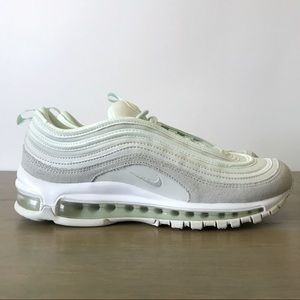 NEW Nike Air Max 97 Barely Green Women's Sneakers
